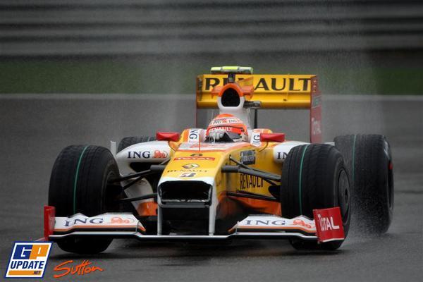 Piquet China 2009