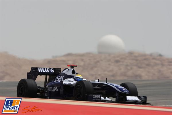 Nico Rosberg Bahrein