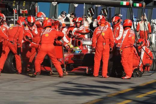 Ferrari boxes