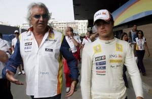 Briatore-Piquet