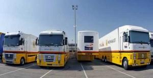Camiones Renault F1