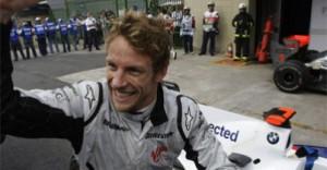 Button Campeón del Mundo 2009