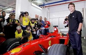 Alonso Ferrari Cheste