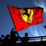 Ferrari flag backlit2
