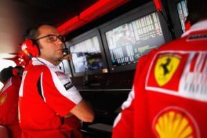 Ferrari wall