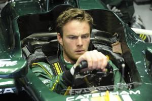 Van der Garde will drive Caterham for 2012 Indian GP FP1