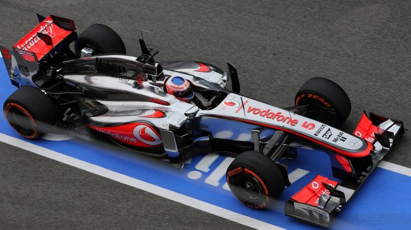 Formula One Testing, Day 3, Barcelona, Spain, Thursday 21 February 2013