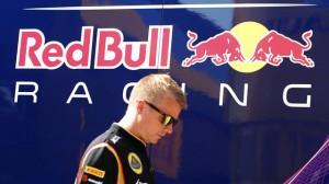 Kimi Red Bull