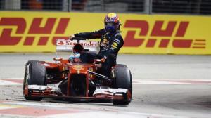 Alonso Webber Singapur