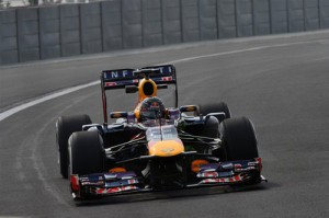 Vettel India