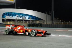 Alonso Abu Dhabi