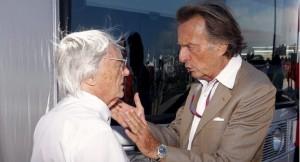 Ecclestone-Montezemolo-F1