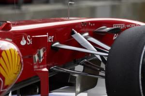 Suspensión Ferrari