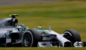 Rosberg Japon