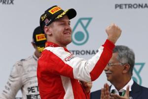 Vettel Malasia 2015 Ferari