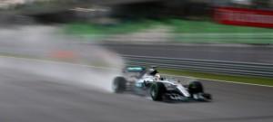 Hamilton Mercedes Malasia