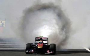 rotura motores f1