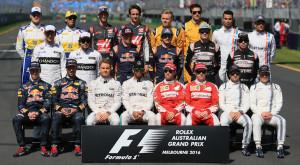 pilotos F1 2016