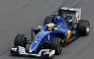Sauber 2016